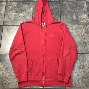Men's VTG Nike 6.0 FZ Hooded Sweatshirt Size Large